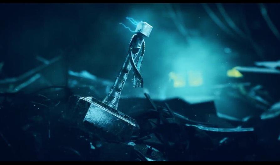 square enix avengers thor