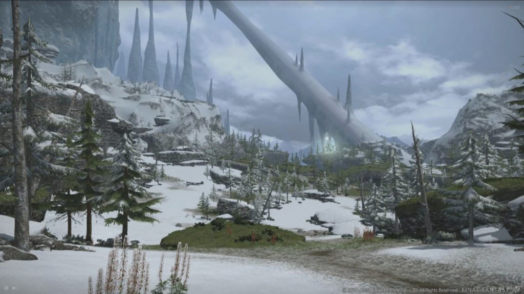 final fantasy xiv patch 4.3 eureka gebiet