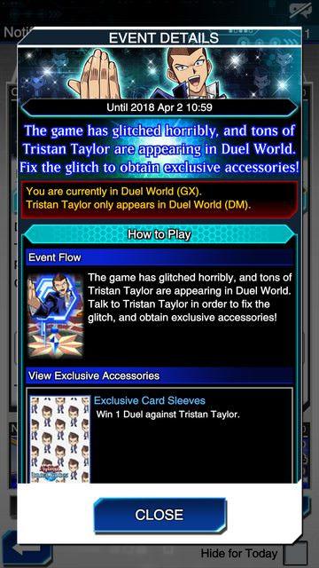 Yu-Gi.Oh! Duel Link April Scherz