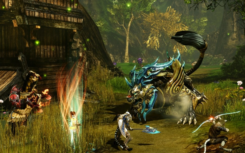 ArcheAge Legends Return neu 1
