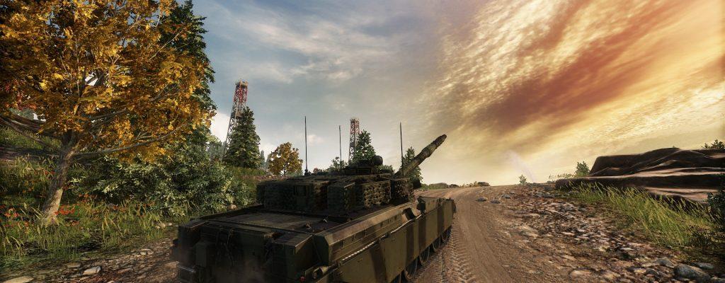 Gewinnt exklusiven Premium-Tank Chieftain MK 6 für Armored Warfare