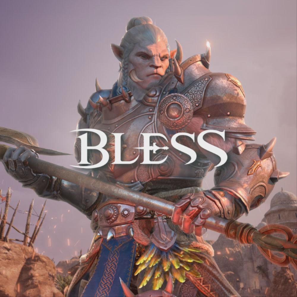 Berserker Bless Online