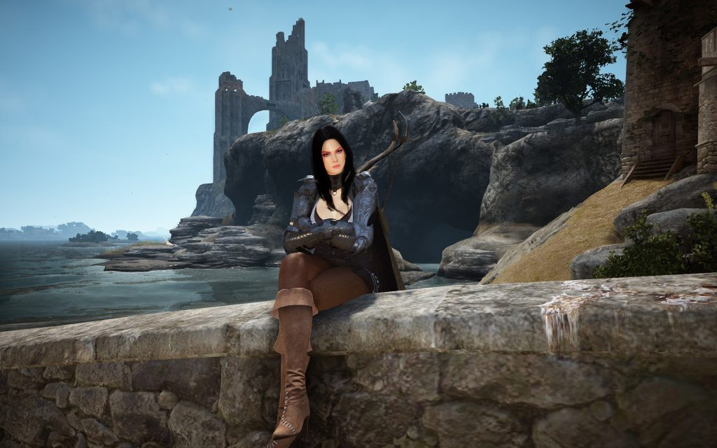 Black Desert wütend