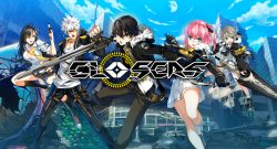 Closers Anime Title