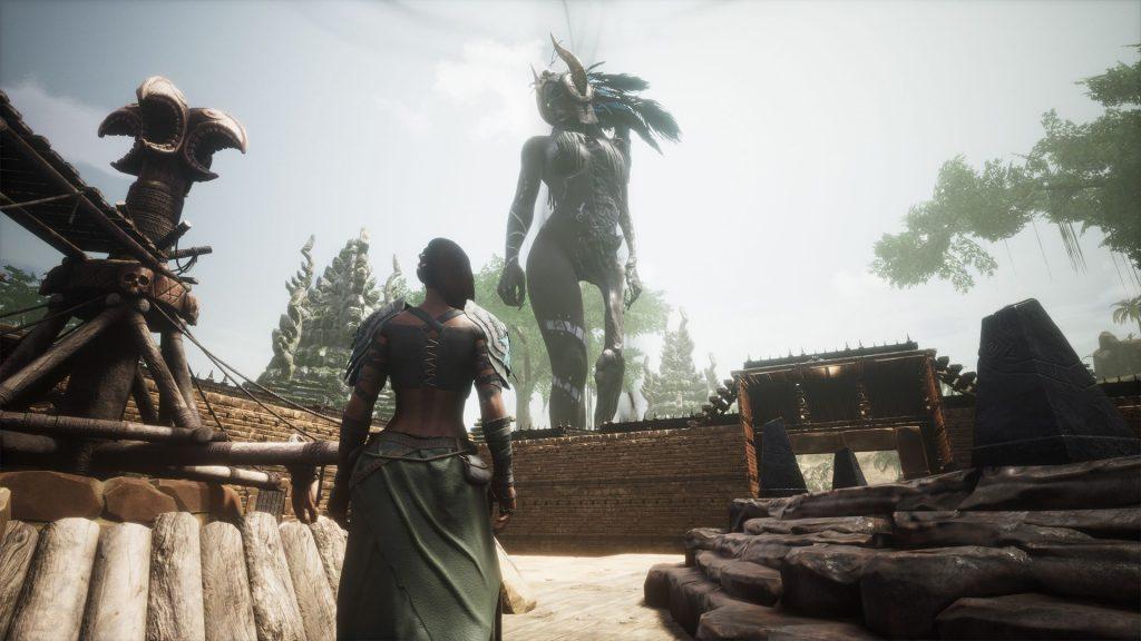 Conan Exiles Derketo Avatar Screenshot