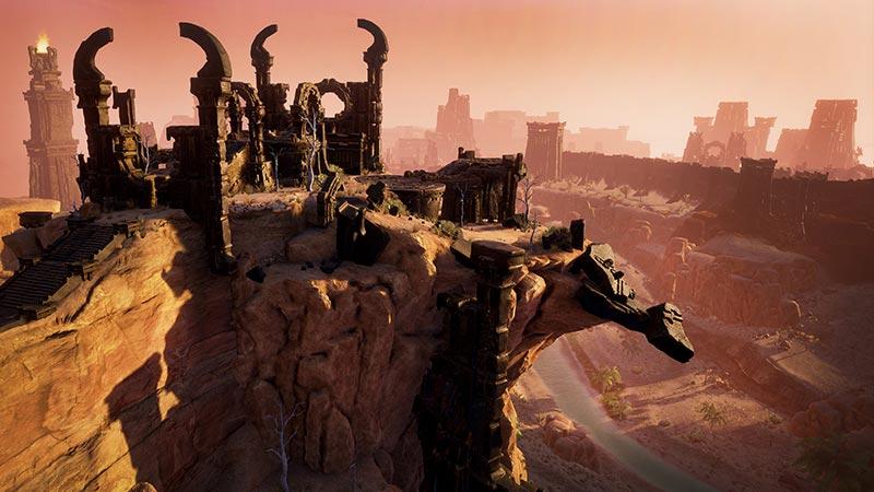 Conan Exiles Ruine