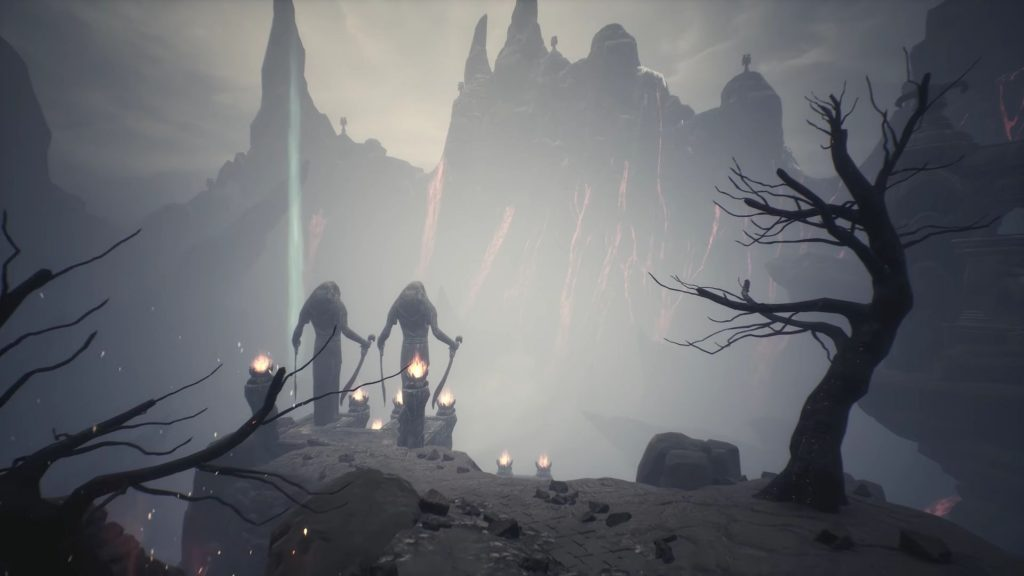 Conan Exiles Vulkan Screenshot