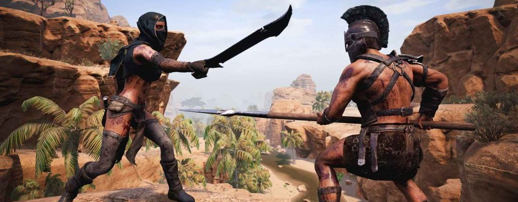Conan Exiles bringt mehr PvP-Server, killt PvE-Konflikt-Server [Update]