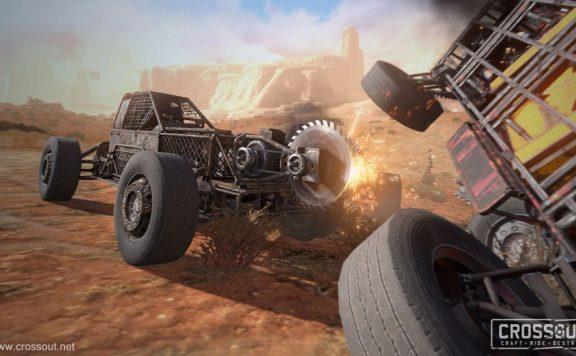 Crossout Battle Royale Screenshot 1