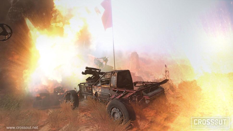 Crossout Battle Royale Screenshot 2