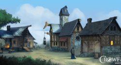 Crowfall City
