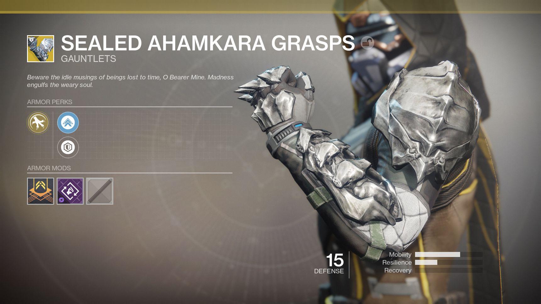 D2_DLC2_Hunter_Sealed_Ahamkara_Grasps