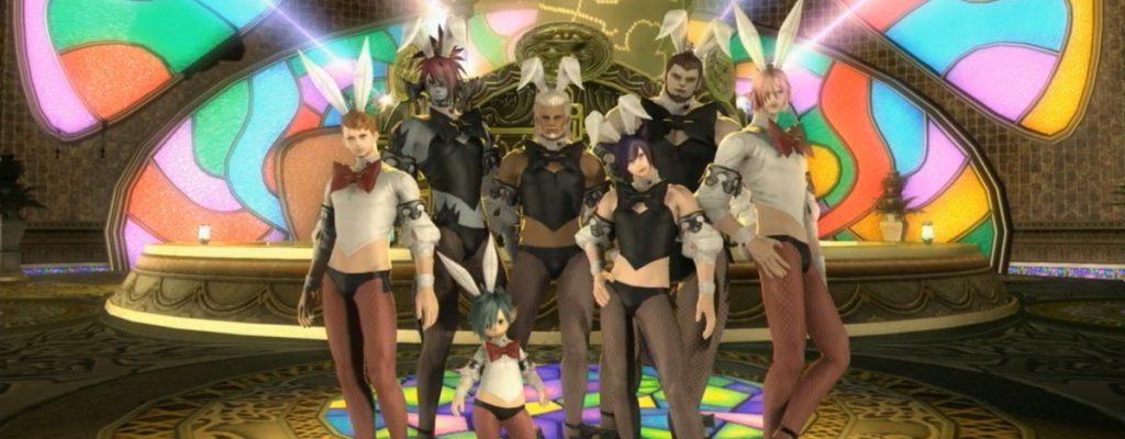 Lang ersehntes Bunny-Outfit für Herren kommt zu Final Fantasy XIV
