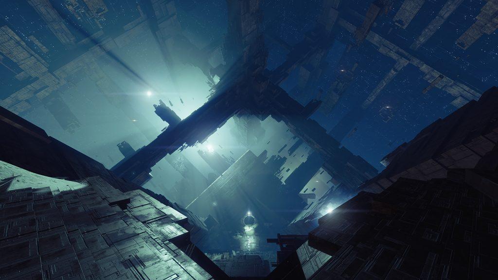 Destiny 2 Pyramidion