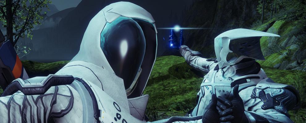 Auch die Companion App von Destiny 2 wird Destiny 1 nun ähnlicher