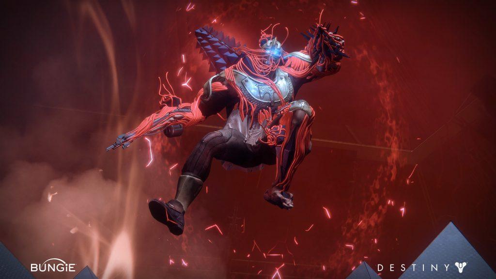 Destiny Siva Iron lord 2