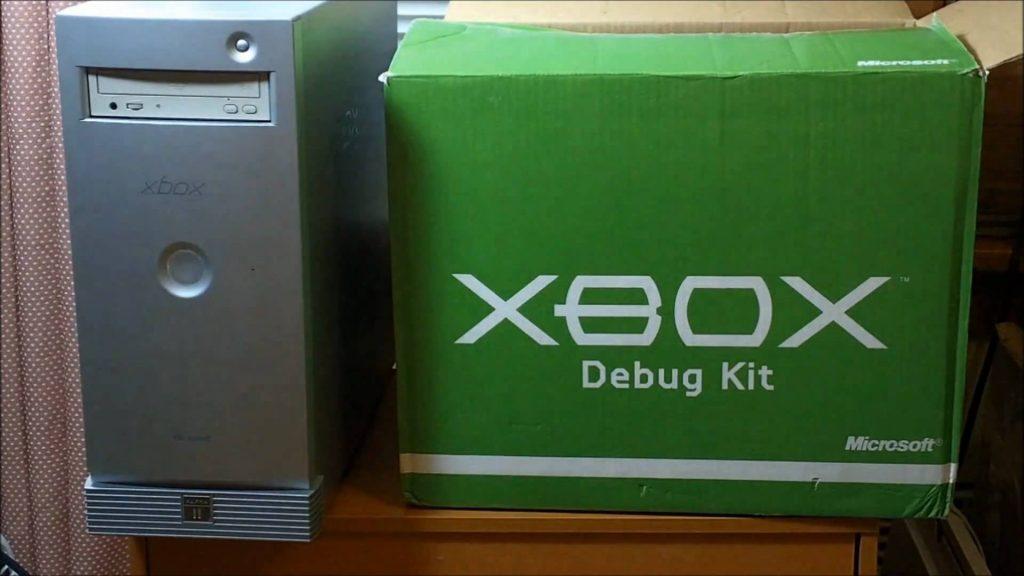 Dev Kit Xbox