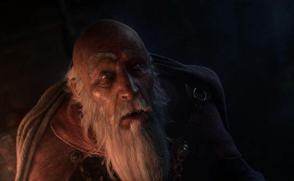 Diablo 3 Deckard Cain Opening Cinematic