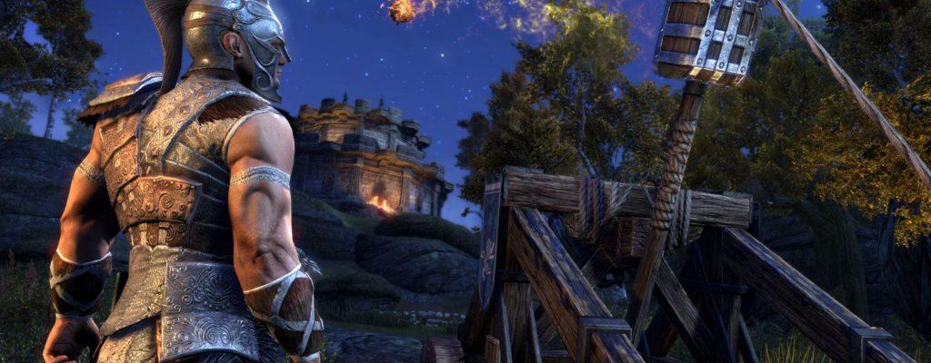Nächstes Update für The Elder Scrolls Online verwöhnt PvP-Fans mit Loot