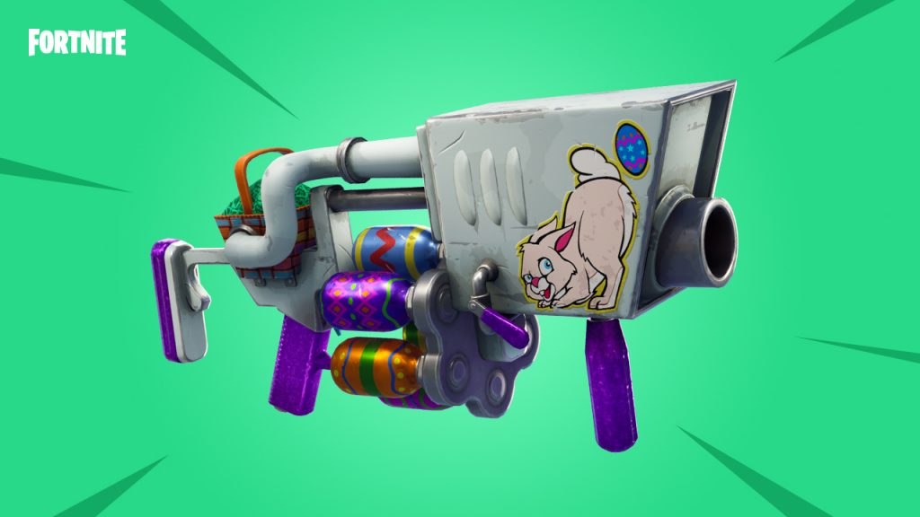 Eier-Launcher-Fortnite