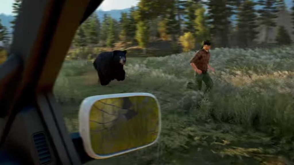 Far Cry 5 Grizzly
