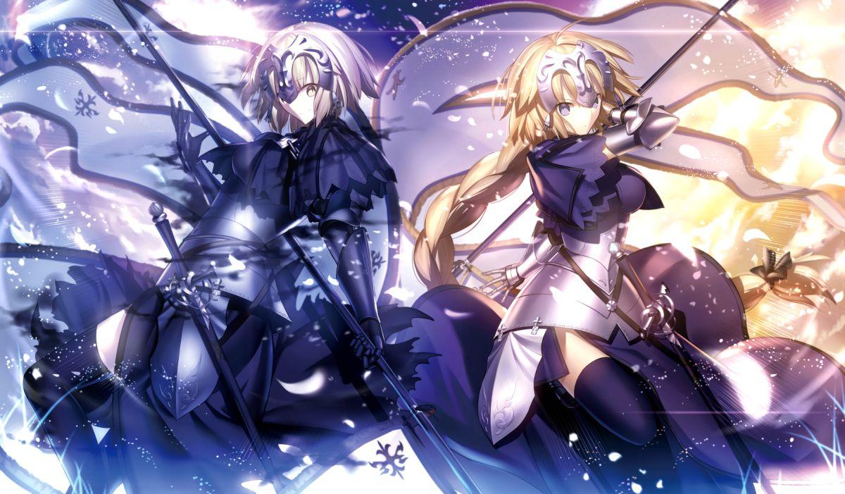 Fate Grand Order Artwork