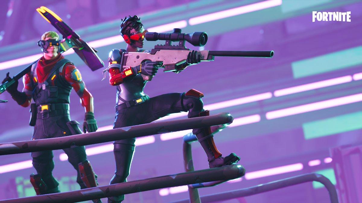Fortnite-Cyber