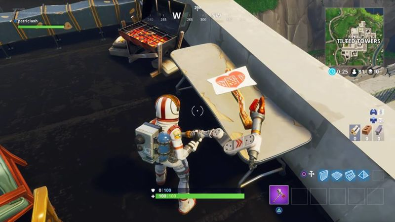 Fortnite-Herz-Party