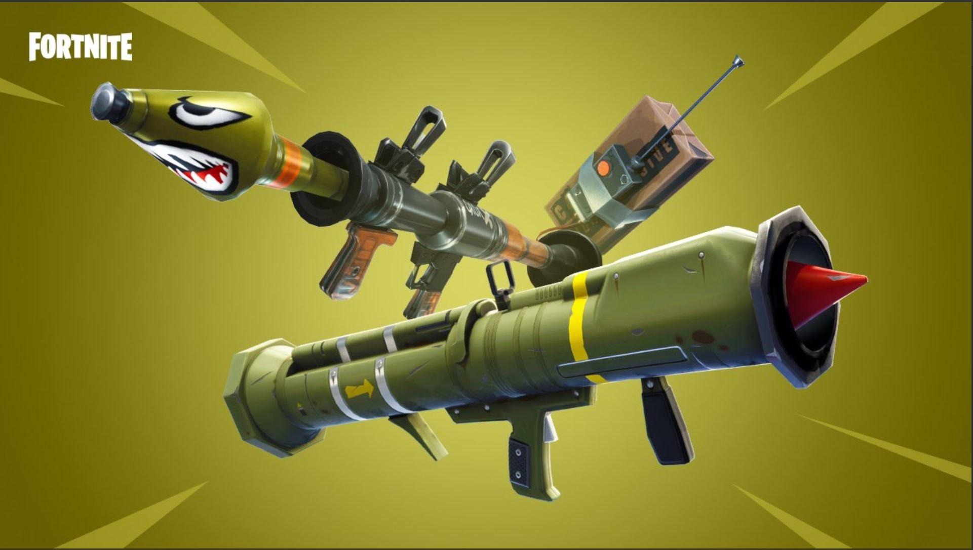 Fortnite-Hochexplosiv
