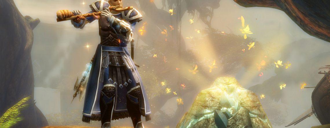 Guild Wars 2: Glyphen-System schenkt den Sammlern etwas Liebe