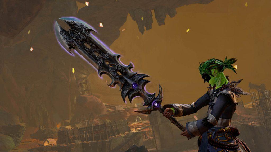 GW2 Schwert