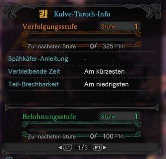 Kulve-Taroth-Punkte