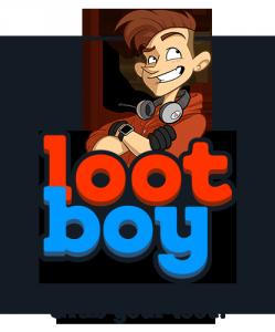 Logo Lootboy