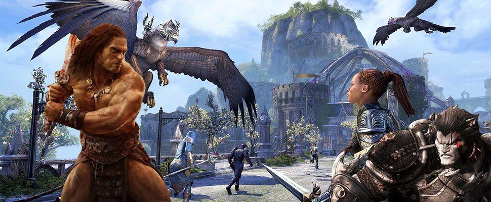 5 Online-Spiele und MMOs im Mai 2018, die wir empfehlen