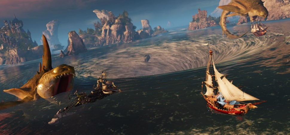 Maelstrom Screenshot 2