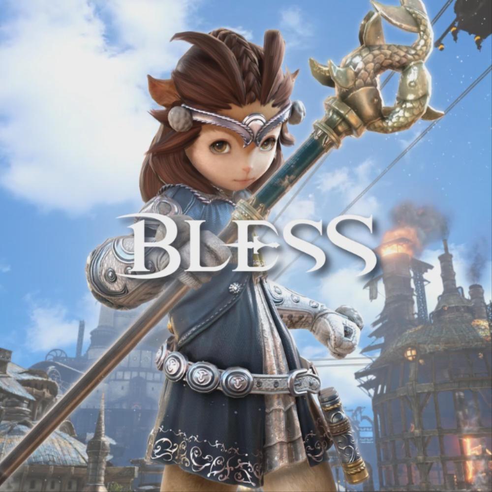 Magier Bless Online