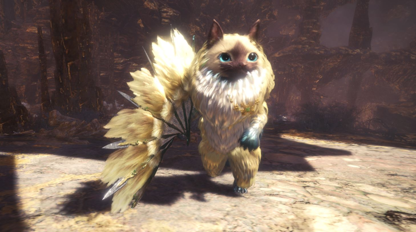 Monster-Hunter-World-Palico-Kulve-Taroth