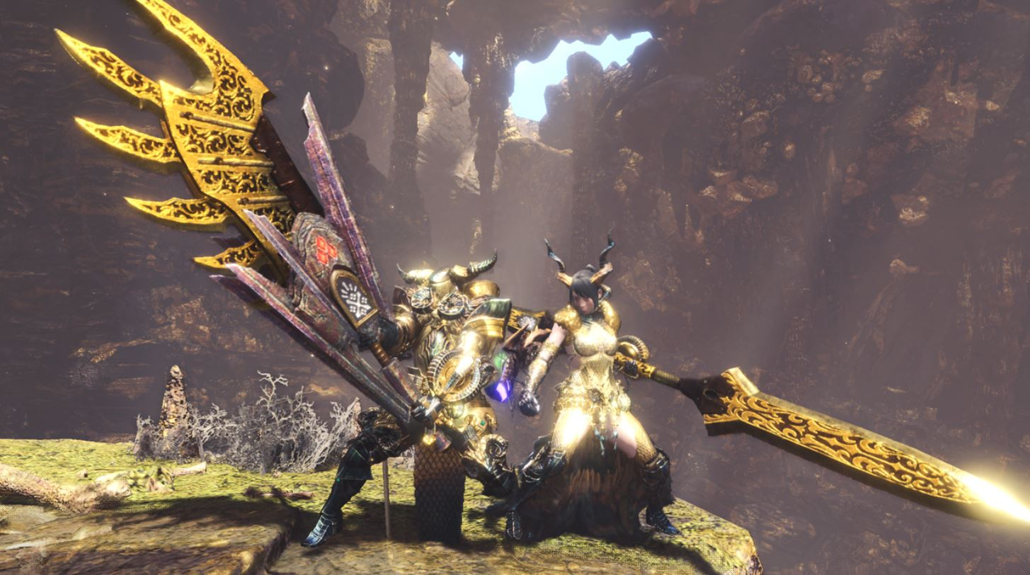 Monster-Hunter-World-Rüstung-Kulve-Taroth