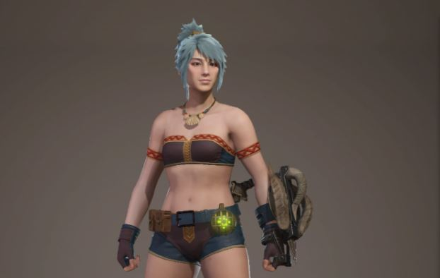 Monster-Hunter-World-no-armor