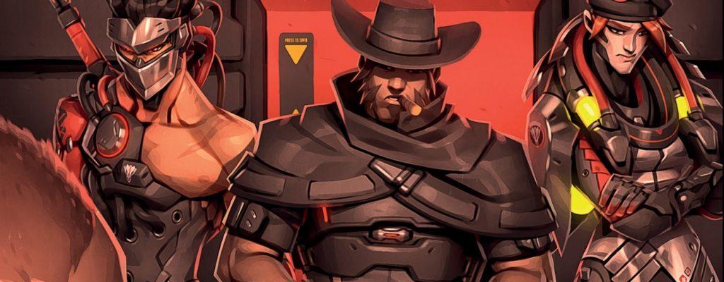 """Overwatch-Comic enthüllt die finstere Story zu """"Vergeltung"""""""