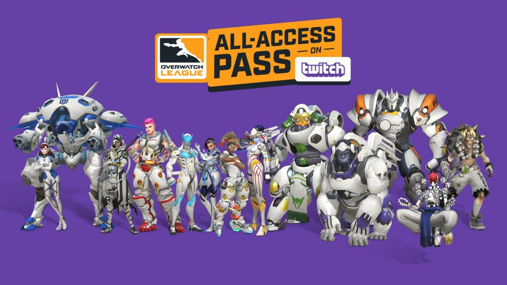 Overwatch League Pass Alle Bilder