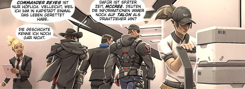 Overwatch Redemption Comic Strip 2