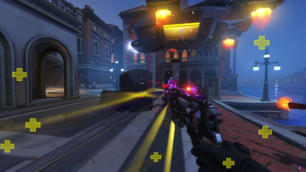 Overwatch Retribution Gameplay