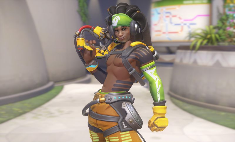 Overwatch Retribution Lucio