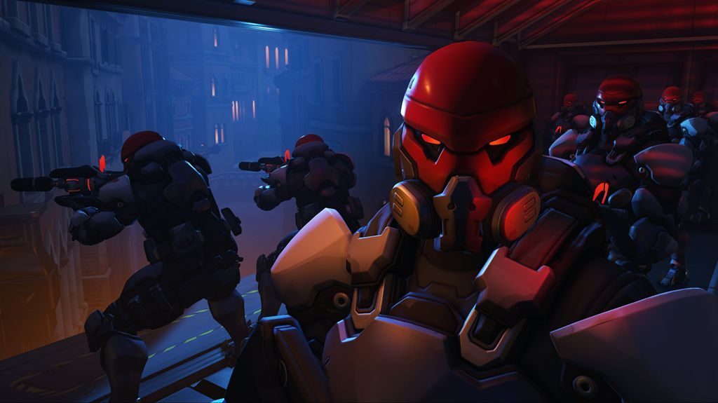 Overwatch Retribution Talon Soldiers
