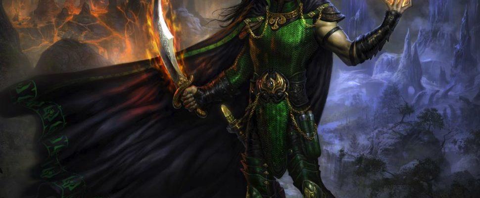 PVE-MMORPG Pantheon zeigt, wie gewaltig Dungeons sein können