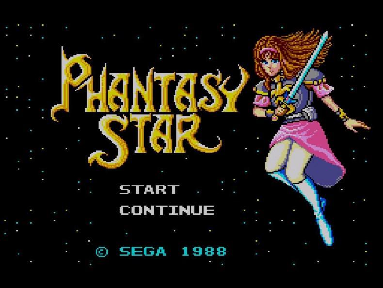 Phantasy-Star