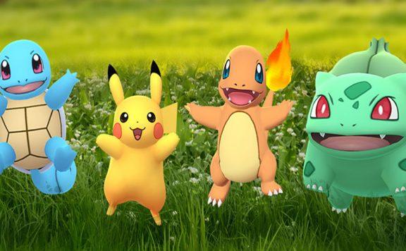 Pokémon GO Kanto Woche