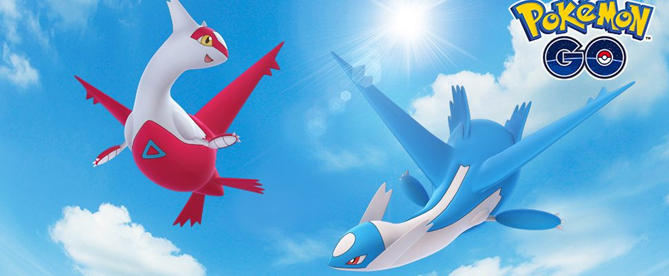 Pokémon GO startet neue legendäre Rotation mit Latios und Latias