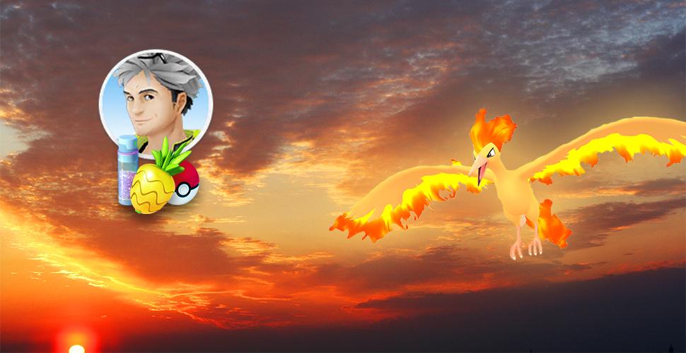 Pokémon GO Lavados Forschung Titel